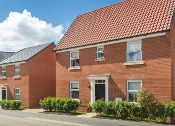 "Thumbnail 3 bedroom detached house for sale in ""Hadley"" at Horton Road, Devizes"