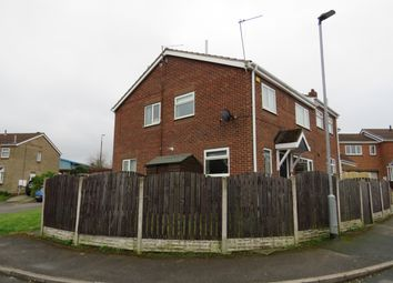 Thumbnail 2 bed semi-detached house to rent in Ferndale Drive, Bramley, Rotherham