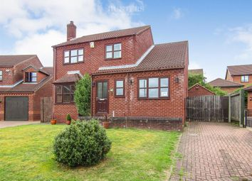 4 bed detached house for sale in Anderson Way, Lea, Gainsborough DN21