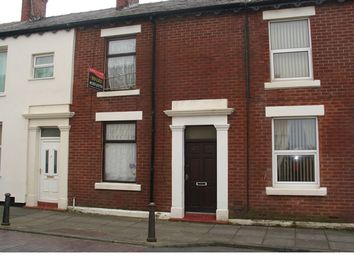 Thumbnail 2 bed terraced house to rent in Percy Street, Blackpool