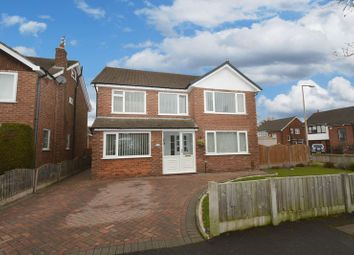 Thumbnail 4 bedroom detached house to rent in Queensway, Heald Green, Cheadle