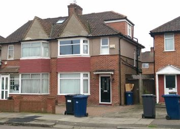 Thumbnail 2 bedroom flat to rent in New Way Road, Colindale, Colindale, London