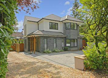 Thumbnail 5 bed property for sale in Aldenham Avenue, Radlett