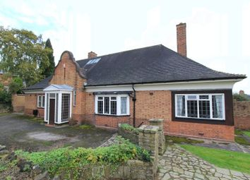 Thumbnail 3 bed detached bungalow for sale in Trent Valley Road, Penkhull, Stoke-On-Trent