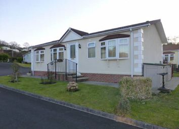 Thumbnail 2 bed bungalow for sale in Schooner Park, New Quay, Ceredigion