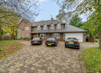 5 bed detached house for sale in Lower Plantation, Loudwater, Rickmansworth, Hertfordshire WD3