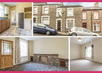Thumbnail 2 bed terraced house for sale in Duffryn Street, Pontlottyn, Bargoed