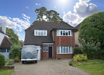 Thumbnail 4 bed detached house for sale in Pine Hill, Epsom