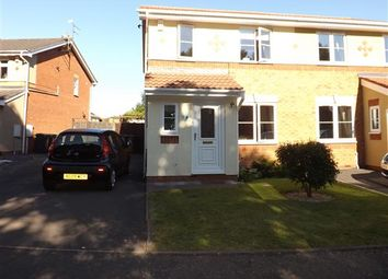 Thumbnail 3 bed semi-detached house for sale in Laggan Close, Nuneaton