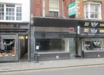 Thumbnail Retail premises to let in 49 High Street, Bedford, Bedfordshire