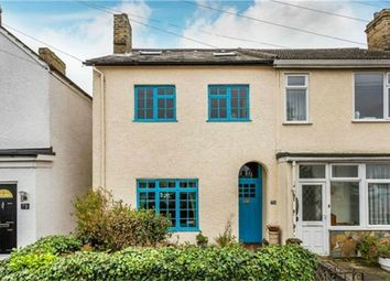 Thumbnail 5 bedroom semi-detached house for sale in Cambridge Road, Walton-On-Thames, Surrey