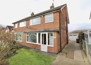 Thumbnail 3 bed semi-detached house to rent in Holywell Drive, Loughborough