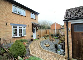 Thumbnail 3 bed semi-detached house for sale in Lapwing Close, Covingham, Swindon
