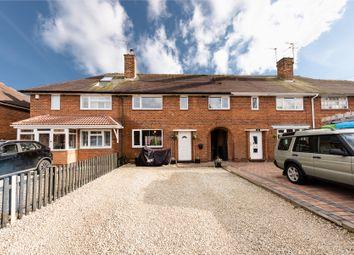 Thumbnail 3 bed terraced house for sale in Ryde Park Road, Rednal, Birmingham