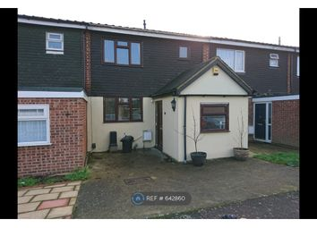 Thumbnail 3 bed terraced house to rent in Hamilton Drive, Romford