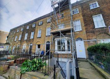 Ordnance Terrace, Chatham, Kent ME4. 1 bed flat for sale