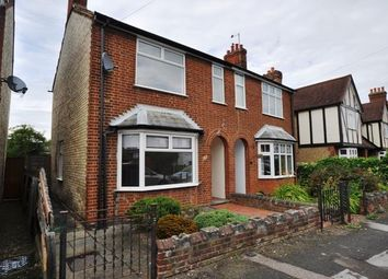 Thumbnail 3 bed detached house to rent in Bearton Road, Hitchin