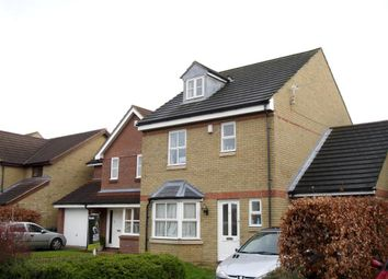 Thumbnail 4 bed detached house to rent in Woodhead Drive, Cambridge