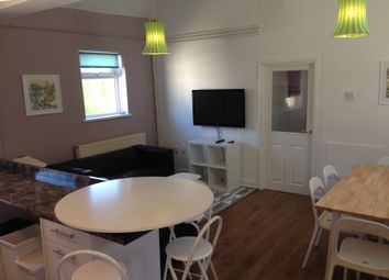 Thumbnail 6 bed flat to rent in Violet Row, Roath, Cardiff