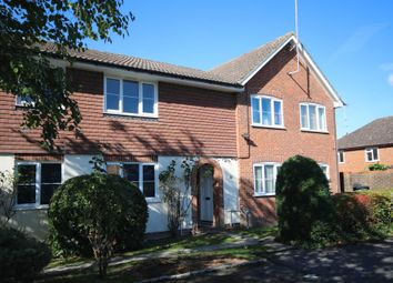 Thumbnail 1 bed flat to rent in Swan Way, Church Crookham, Fleet
