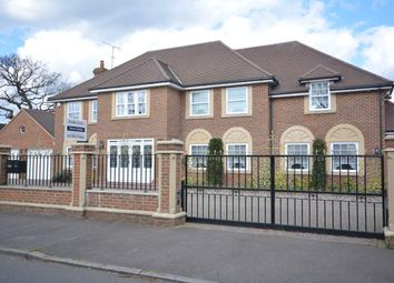 Thumbnail 5 bed detached house for sale in Sylvan Avenue, Emerson Park, Hornchurch
