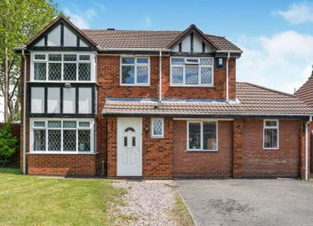 Thumbnail 5 bed detached house for sale in Hallam Crescent, Fallings Park, Wolverhampton