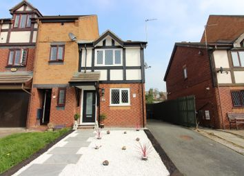 Thumbnail 2 bed end terrace house for sale in Teal Court, Herons Reach