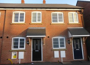 Thumbnail 2 bedroom town house to rent in Walter Street, Draycott, Draycott