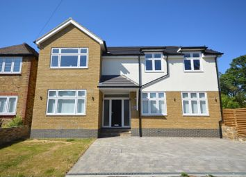 Thumbnail 4 bed detached house for sale in Park Drive, Romford, Essex
