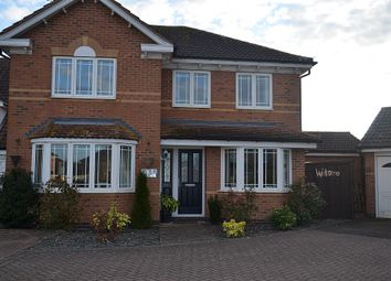 Thumbnail 5 bed detached house for sale in Pond Close, Welton, Lincoln, Lincolnshire