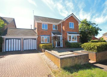 Thumbnail 5 bedroom detached house for sale in Barham Close, Gravesend