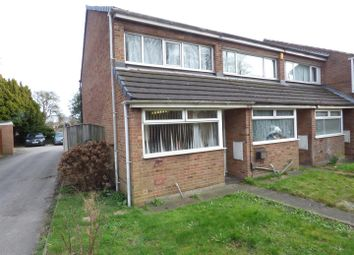 Thumbnail 2 bed town house for sale in Sitwell Street, Spondon, Derby
