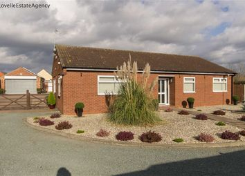 Thumbnail 3 bed bungalow for sale in Pasture Avenue, Burringham, Scunthorpe
