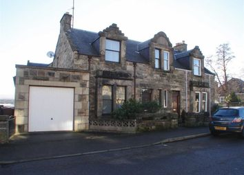 Thumbnail 3 bed semi-detached house for sale in Forteath Avenue, Elgin, Moray