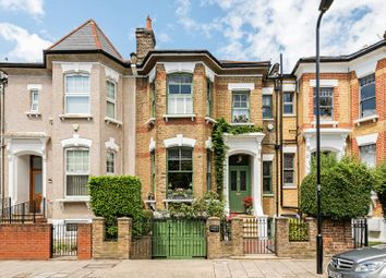 Thumbnail 4 bed terraced house for sale in Osbaldeston Road, Cazenove, Stamford Hill