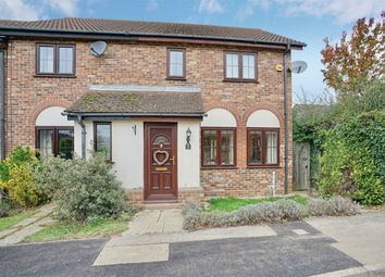 Thumbnail 3 bed end terrace house for sale in Hunters Way, Kimbolton, Huntingdon