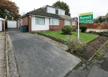 Thumbnail 2 bed semi-detached bungalow for sale in Sycamore Drive, Lymm