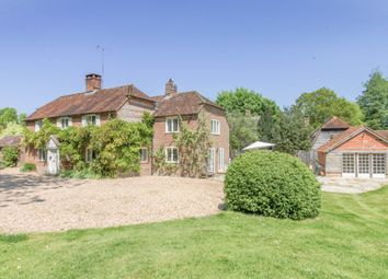 Thumbnail 4 bed detached house for sale in Nether Wallop, Stockbridge, Hampshire