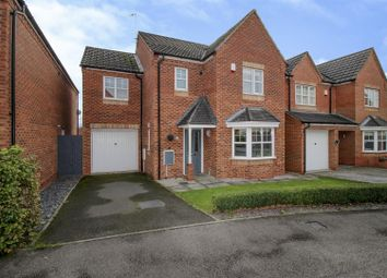 Thumbnail 4 bed detached house for sale in Johnson Way, Chilwell, Beeston, Nottingham