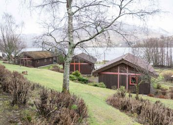 Thumbnail 2 bed bungalow for sale in Lodge 5, Lochside Lodges, Lochearnhead