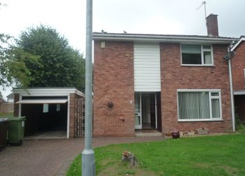 Thumbnail 3 bed detached house to rent in Silverthorn Way, Stafford