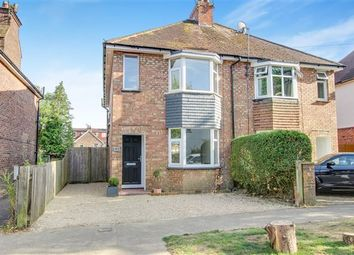 Thumbnail 3 bed semi-detached house for sale in Lime Avenue, Horsham