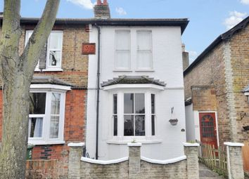 Thumbnail 3 bed semi-detached house for sale in Guildford Street, Staines Upon Thames, Surrey