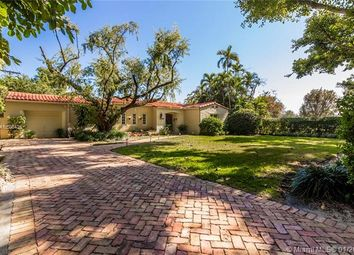 Thumbnail 3 bed property for sale in 1809 Granada Blvd, Coral Gables, Florida, United States Of America