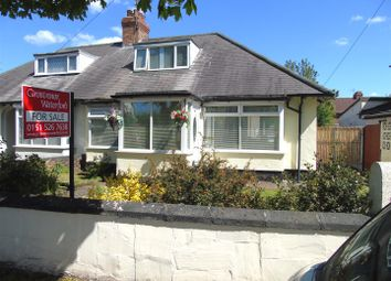 Thumbnail 3 bed semi-detached bungalow for sale in Garden Lane, Fazakerley, Liverpool