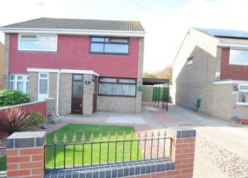 Thumbnail 2 bed semi-detached house for sale in Hathersage Road, Hull, North Humberside