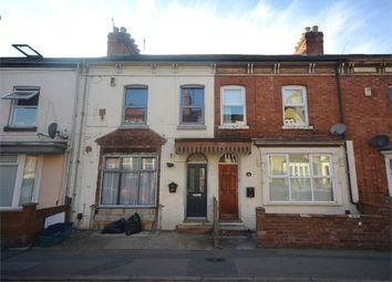 Thumbnail 4 bed terraced house for sale in Semilong Road, Semilong, Northampton