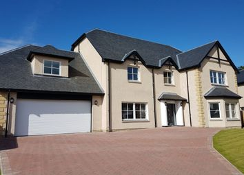 Thumbnail 6 bed detached house for sale in Druids Park, Murthly, Perth