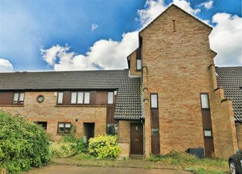Thumbnail 2 bed terraced house for sale in Engaine Drive, Shenley Church End, Milton Keynes