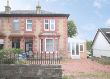 Thumbnail 3 bed semi-detached house for sale in 25 Clincarthill Road, Rutherglen
